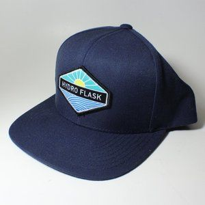 HYDRO FLASK Special Logo Hat Navy Blue Snapback